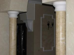 Венецианская штукатурка фото