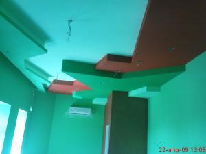покраска фактурная, покарска рельефная, покраска стен в киеве, покраска потолков (4)