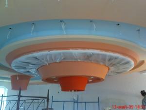 покраска фактурная, покарска рельефная, покраска стен в киеве, покраска потолков (6)