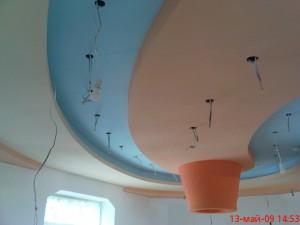 покраска фактурная, покарска рельефная, покраска стен в киеве, покраска потолков (7)