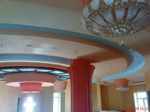 покраска фактурная, покарска рельефная, покраска стен в киеве, покраска потолков (8)