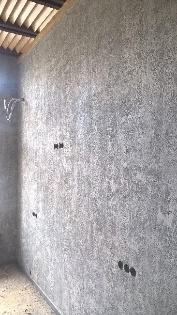 Венецианка под бетон помещение в бетоне
