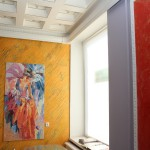 работы в интерьерах декоративной штукатуркаи (2)