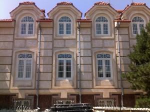 фасады из декоративной штукатурки (4)